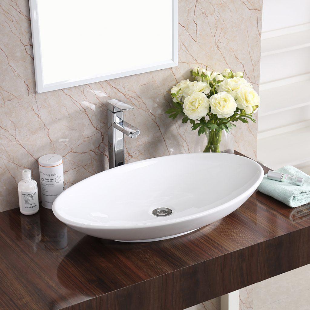 Vitreous China Bath Sinks