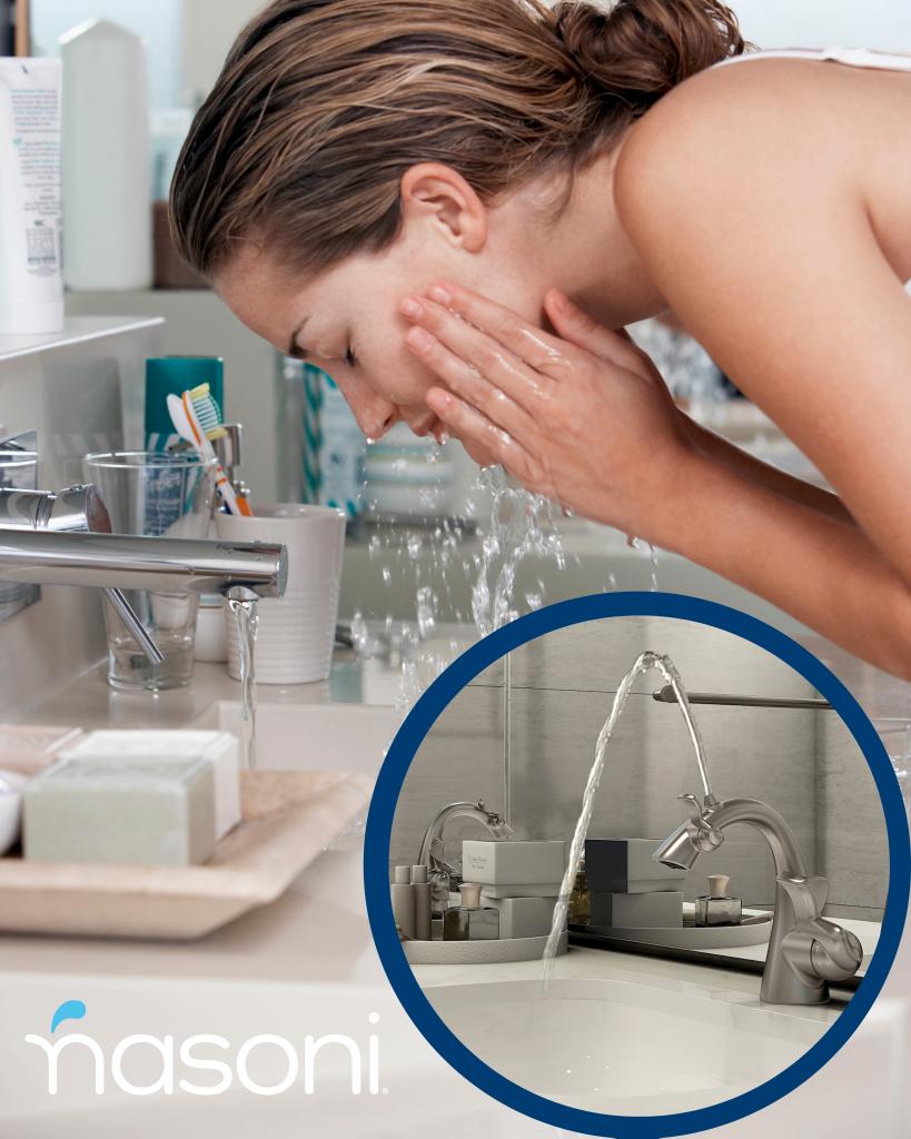 Fountain Bath Faucet