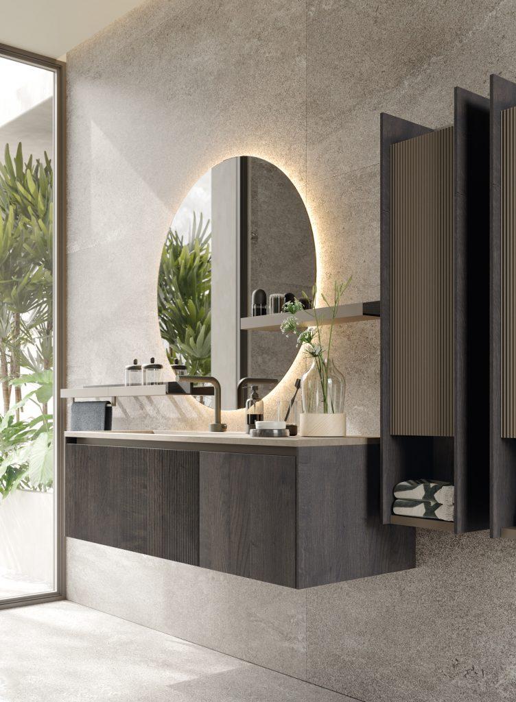 Bath Vanity Design Concept