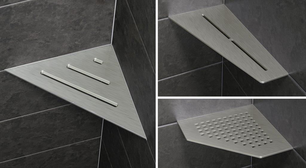 Shower Shelves