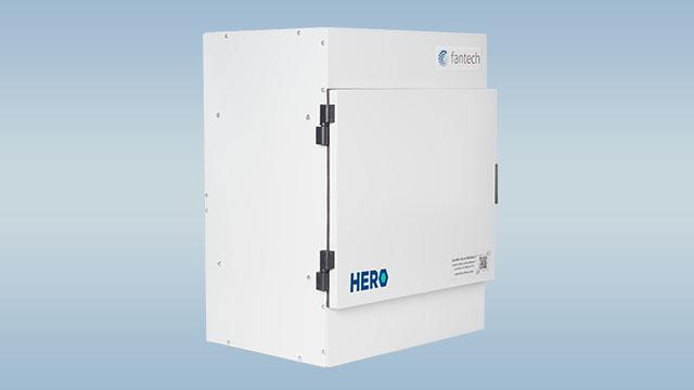 HEPA filtration system offers maximum versatility