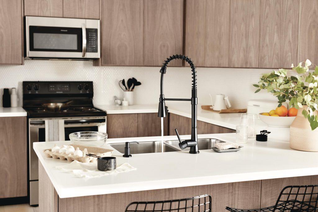 Single-Handle Faucets