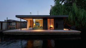 2021 AIA Housing Awards: Portage Bay Float Home by Studio DIAA