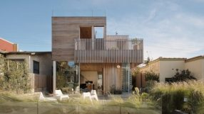 2021 AIA Housing Awards: Walk-Street House by ras-a studio