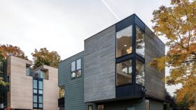 2021 AIA Housing Awards: Townhomes by Wittman Estes