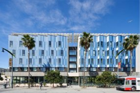 2021 AIA Housing Awards: Edwin M. Lee Apartments by Leddy Maytum Stacy Architects