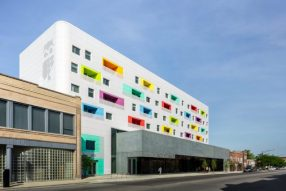 2021 AIA Housing Awards: Independence Library and Apartments by John Ronan Architects