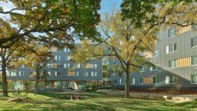2021 AIA Housing Awards: Adohi Hall byLeers Weinzapfel Associates