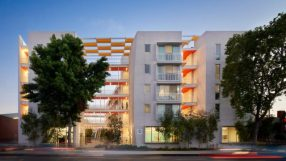 2021 AIA Housing Awards: The Arroyo Affordable Housing by KoningEizenberg Architecture