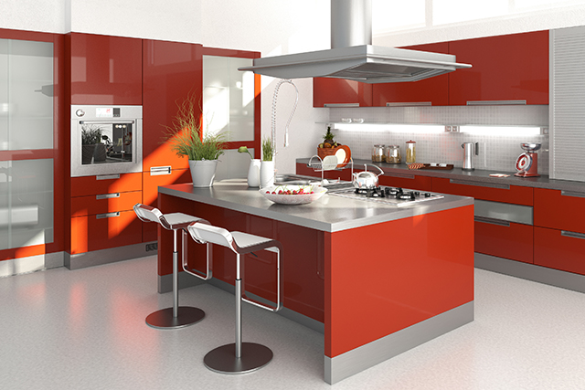Custom Kitchens, High-End Appliances on Rise, Report Finds