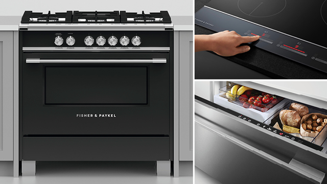 Appliance packages simplify kitchen remodels