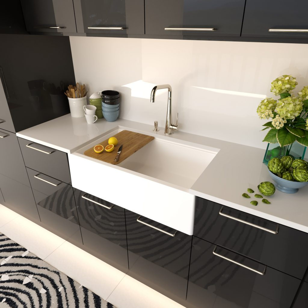 Granite Composite Workstations