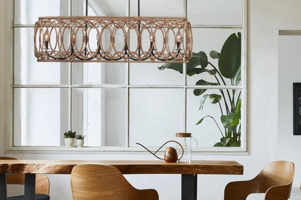 Light's Up! Latest Trends in Lighting
