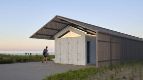 2021 AIA Small Project Awards: Gillson Park Beach House by Woodhouse Tinucci Architects LLC