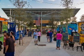 2021 AIA Small Project Awards: Celebration Park by David Corban Architect, pllc