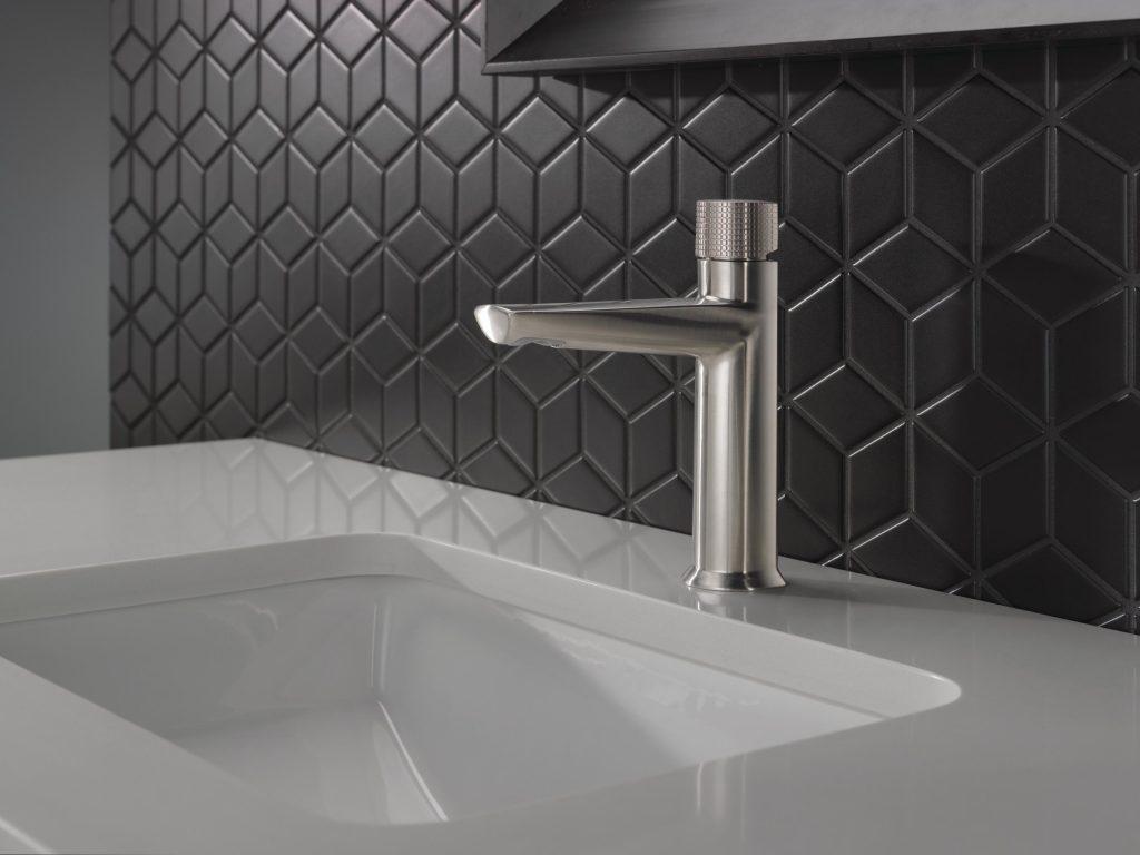 Sailboat-Inspired Faucet