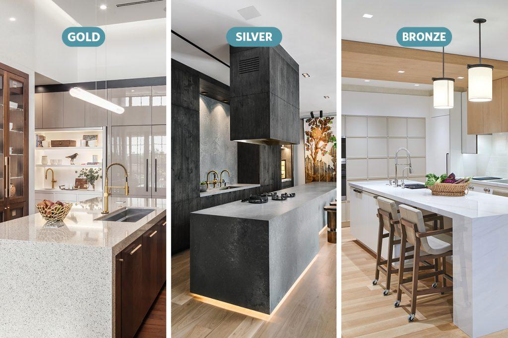 2021 Best Kitchens Over $225,000