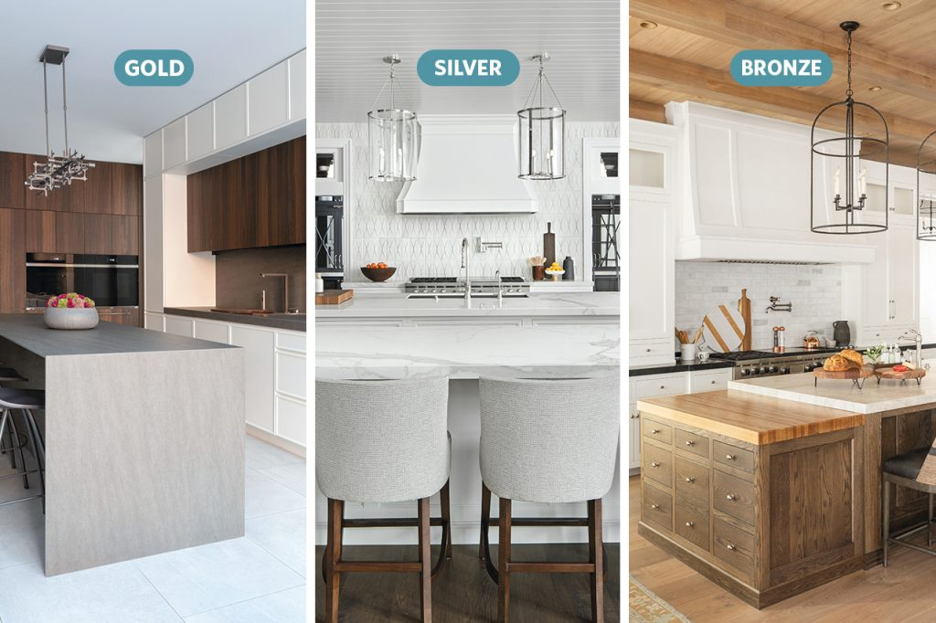 2021 Best Kitchens $150,000–$225,000