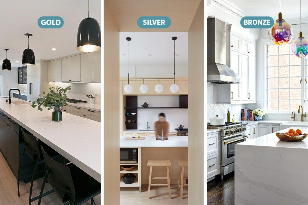 2021 Best Kitchens $75,000–$150,000
