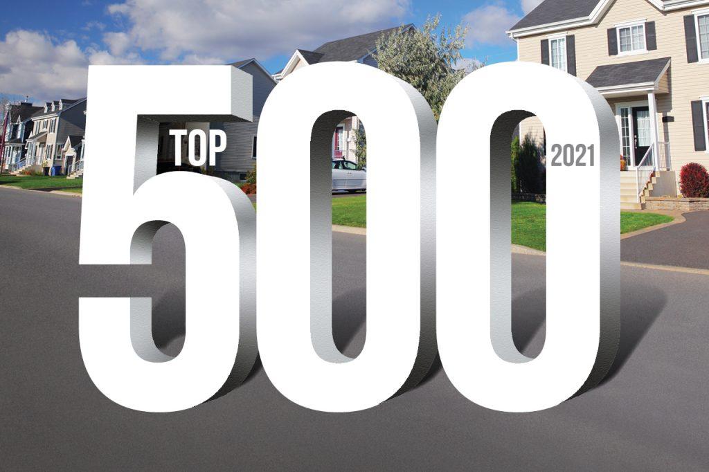 2021 Top 500: Growth Everywhere, USA