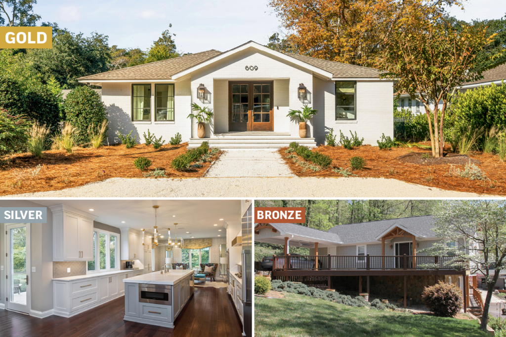 2021 Master Design Awards: Whole House Less Than $300,000