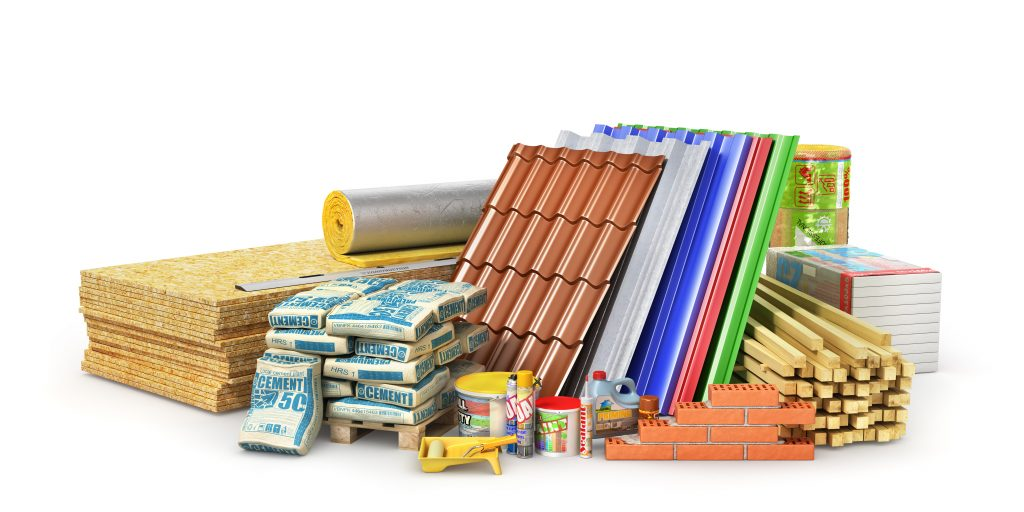 Building Materials Post Record Price Hikes Through July