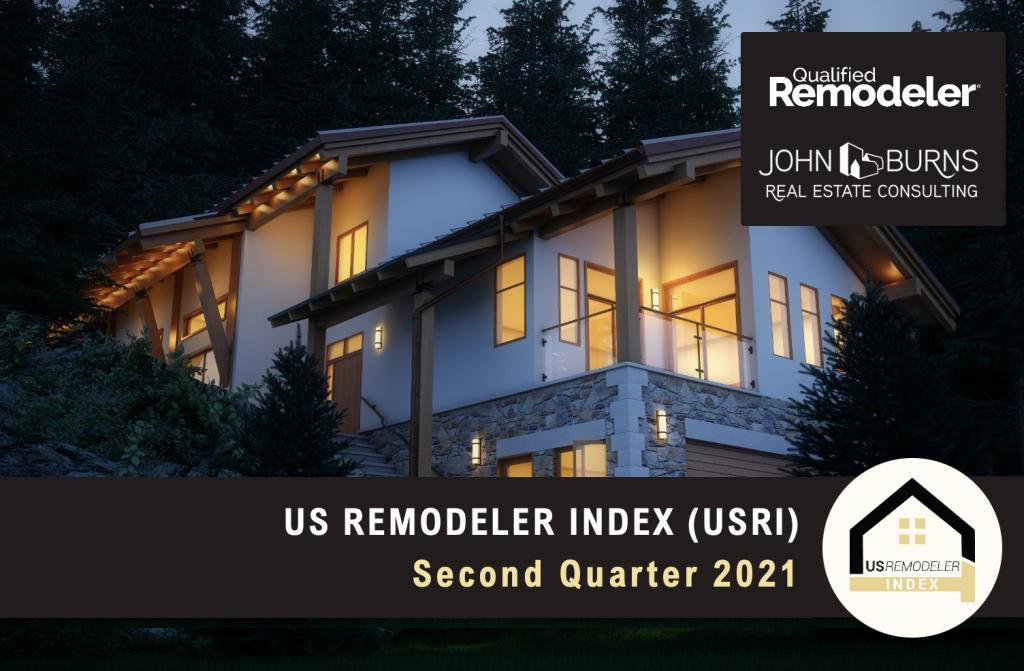 U.S. Remodeler Index Pushes Higher