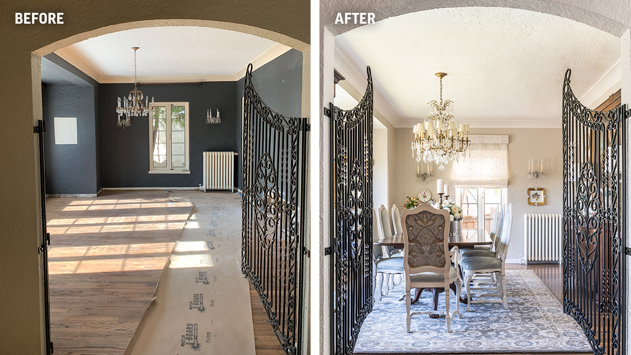 Lisman_dining_before-after