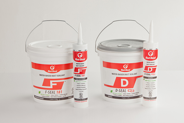 Sealants produce superior strength, workability