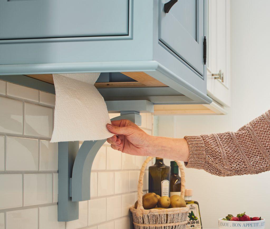Paper Towel Cabinet Dispenser