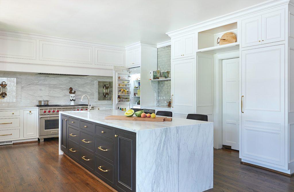 Historic Kitchen Gets Fresh Look