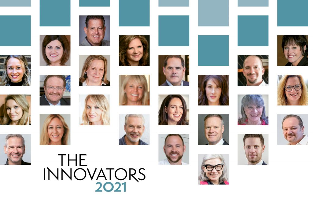Honoring Our 2021 Innovators